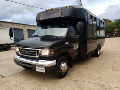 2006 Ford E-Series Chassis for sale at ZNM Motors in Irving TX