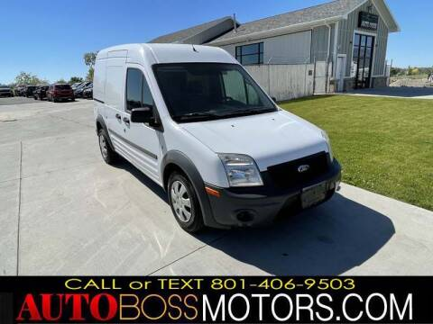 2010 Ford Transit Connect for sale at Auto Boss in Woods Cross UT