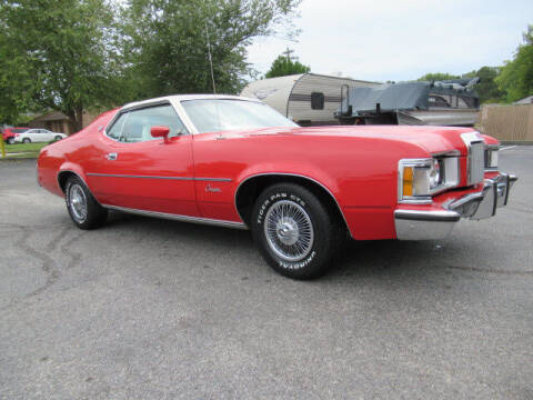 1973 Mercury Cougar for sale at TAPP MOTORS INC in Owensboro KY