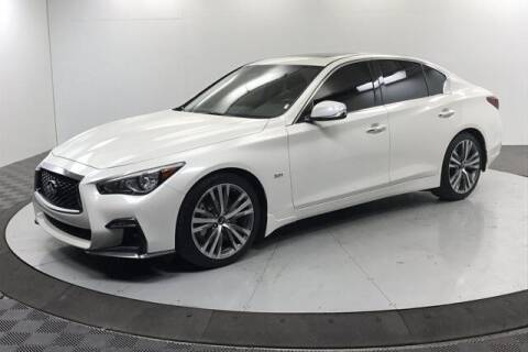 2018 Infiniti Q50 for sale at Stephen Wade Pre-Owned Supercenter in Saint George UT