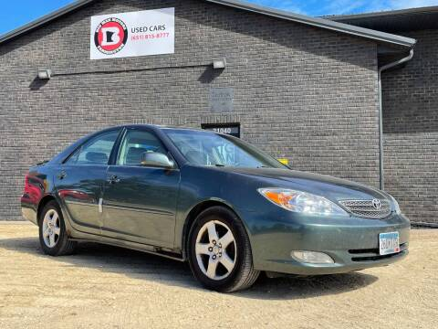 2002 Toyota Camry for sale at Big Man Motors in Farmington MN