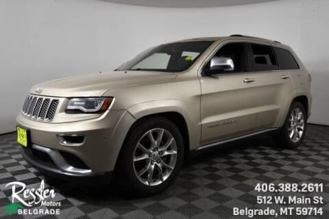 2014 Jeep Grand Cherokee for sale at Danhof Motors in Manhattan MT