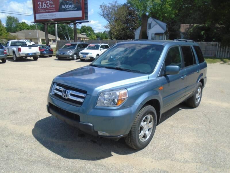 2008 Honda Pilot for sale at Michigan Auto Sales in Kalamazoo MI