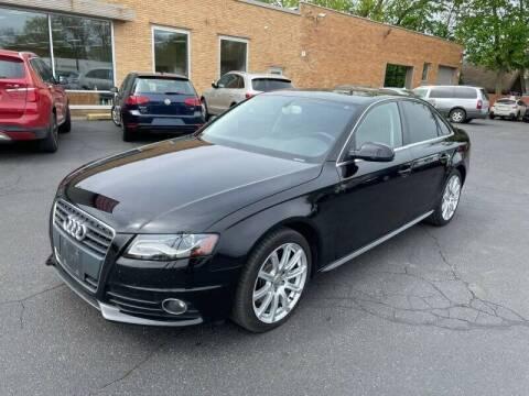 2012 Audi A4 for sale at Auto Galaxy Inc in Grand Rapids MI