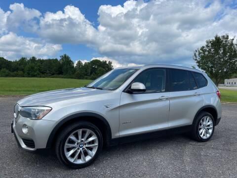 2015 BMW X3 for sale at LAMB MOTORS INC in Hamilton AL