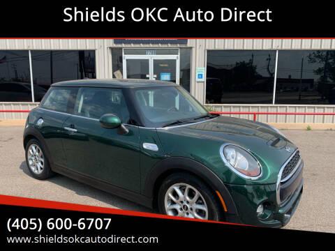 2016 MINI Hardtop 2 Door for sale at Shields OKC Auto Direct in Oklahoma City OK