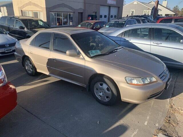 2002 Honda Accord EX V-6 4dr Sedan - Chamberlain SD