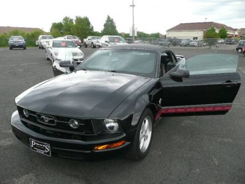 2008 Ford Mustang for sale at Prospect Auto Sales in Osseo MN