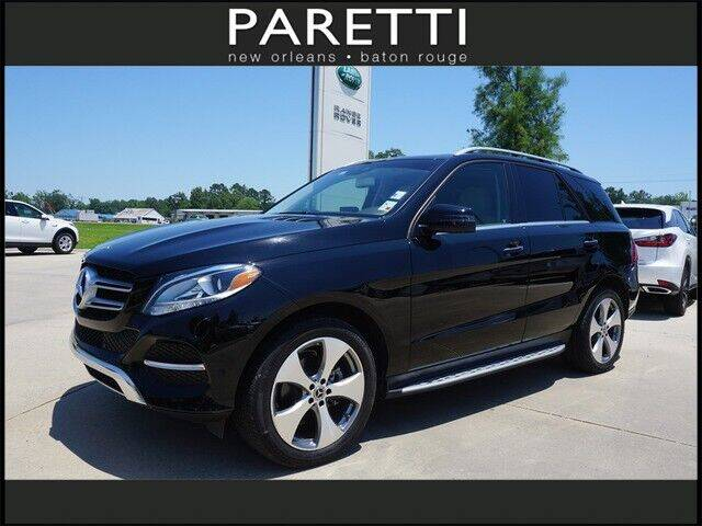 2018 Mercedes-Benz GLE for sale in Metairie, LA