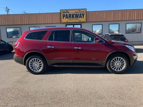 2010 Buick Enclave for sale at Parkway Motors in Springfield IL