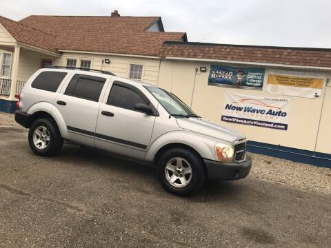 2006 Dodge Durango for sale at New Wave Auto of Vineland in Vineland NJ
