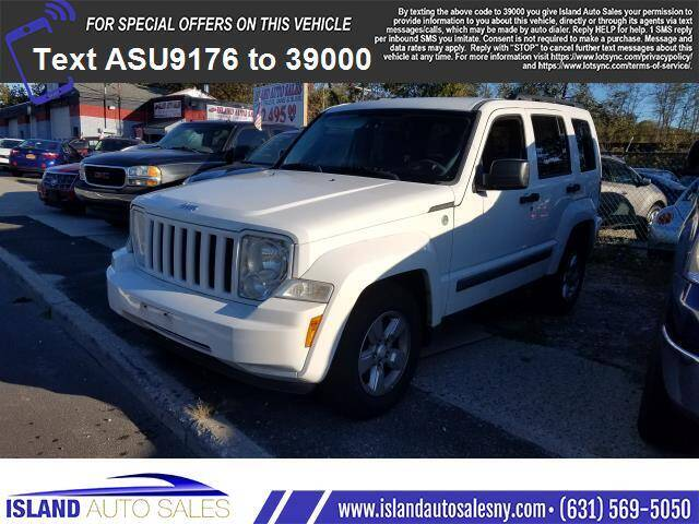 2009 Jeep Liberty for sale at Island Auto Sales in E.Patchogue NY