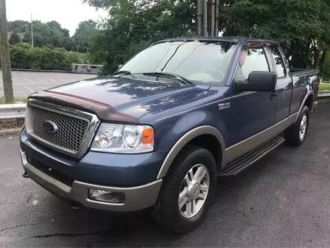 2005 Ford F-150 for sale at Empire Auto Sales in Lexington KY