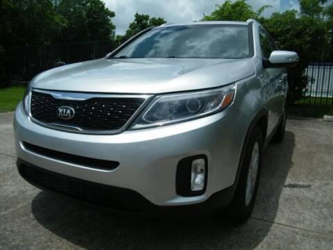 2014 Kia Sorento for sale at Elite Modern Cars in Houston TX