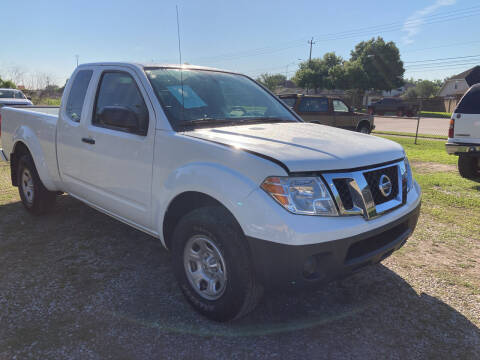 2019 Nissan Frontier for sale at Discount Auto Mart LLC in Houston TX