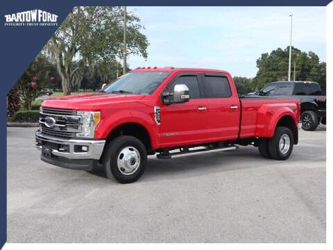 2017 Ford F-350 Super Duty for sale at BARTOW FORD CO. in Bartow FL