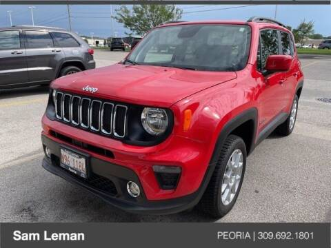 2020 Jeep Renegade for sale at Sam Leman Chrysler Jeep Dodge of Peoria in Peoria IL