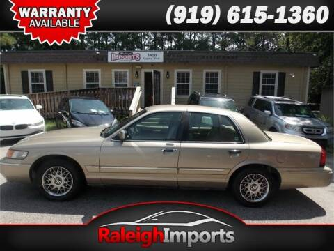 2000 Mercury Grand Marquis for sale at Raleigh Imports in Raleigh NC