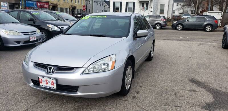 2005 Honda Accord for sale at Union Street Auto in Manchester NH