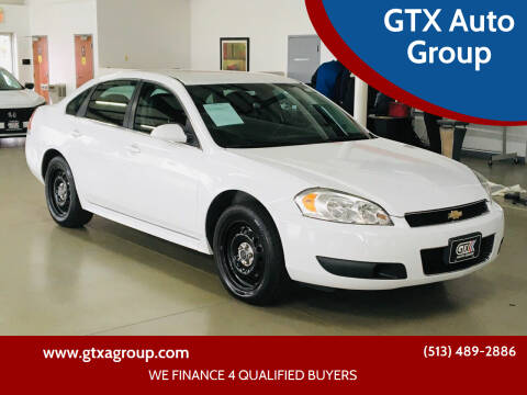 2014 Chevrolet Impala Limited for sale at GTX Auto Group in West Chester OH