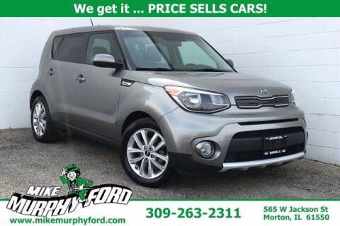 2018 Kia Soul for sale at Mike Murphy Ford in Morton IL