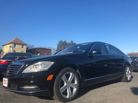 2010 Mercedes-Benz S-Class for sale at Trimax Auto Group in Baltimore MD