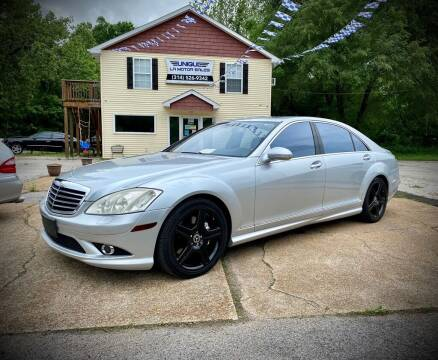 2008 Mercedes-Benz S-Class for sale at Unique LA Motor Sales LLC in Byrnes Mill MO