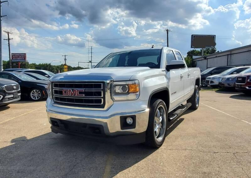 2014 GMC Sierra 1500 for sale at International Auto Sales in Garland TX