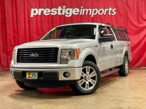 2014 Ford F-150 for sale at Prestige Imports in Saint Charles IL