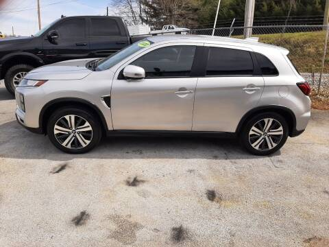 2020 Mitsubishi Outlander Sport for sale at Green Tree Motors in Elizabethton TN