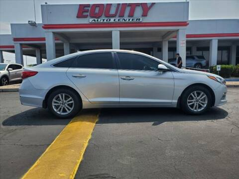 2015 Hyundai Sonata for sale at EQUITY AUTO CENTER in Phoenix AZ