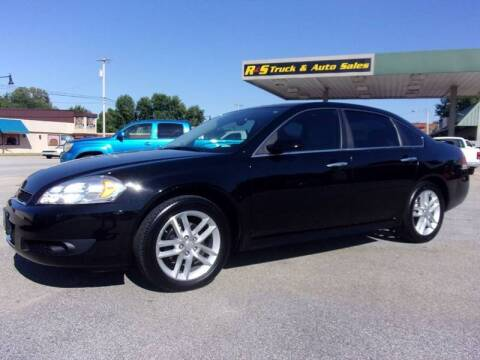 2014 Chevrolet Impala Limited for sale at R & S TRUCK & AUTO SALES in Vinita OK