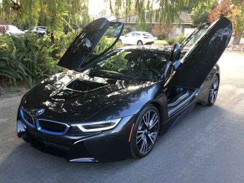 2014 BMW i8 for sale at Boktor Motors in North Hollywood CA
