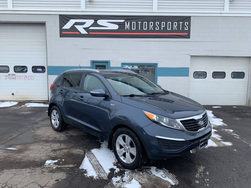 2013 Kia Sportage for sale at RS Motorsports, Inc. in Canandaigua NY