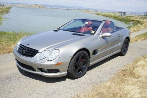 2005 Mercedes-Benz SL-Class for sale at Sports Plus Motor Group LLC in Sunnyvale CA