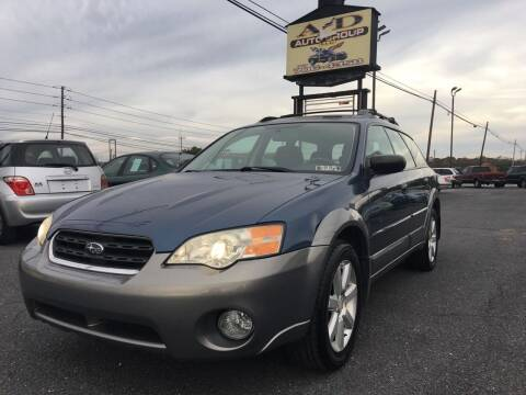 2006 Subaru Outback for sale at A & D Auto Group LLC in Carlisle PA