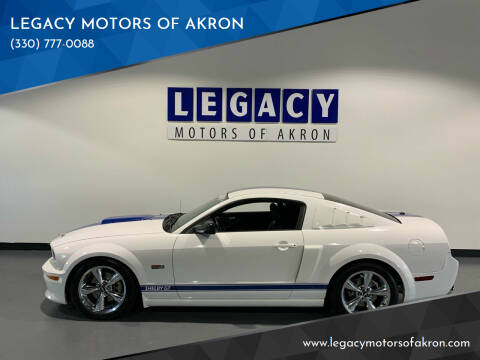 2007 Ford Mustang for sale at LEGACY MOTORS OF AKRON in Akron OH