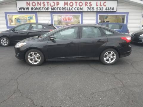 2014 Ford Focus for sale at Nonstop Motors in Indianapolis IN