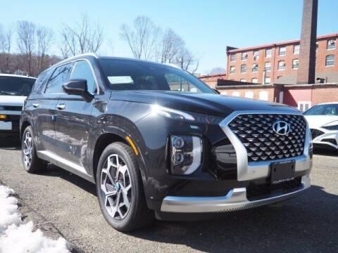 2021 Hyundai Palisade for sale at Mirak Hyundai in Arlington MA