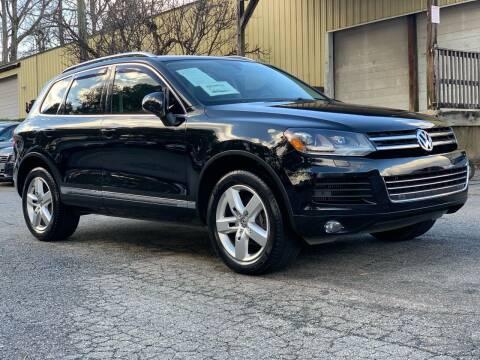 2011 Volkswagen Touareg for sale at MVP Auto LLC in Alpharetta GA