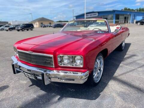 1975 Chevrolet Caprice for sale at River Auto Sales in Tappahannock VA