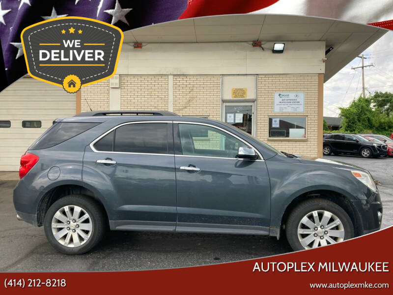 2010 Chevrolet Equinox for sale at Autoplex 2 in Milwaukee WI