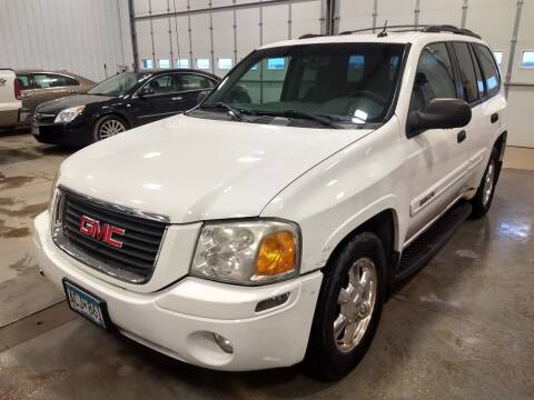2004 GMC Envoy for sale at RDJ Auto Sales in Kerkhoven MN