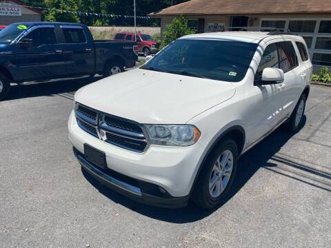 2011 Dodge Durango for sale at THE AUTOMOTIVE CONNECTION in Atkins VA
