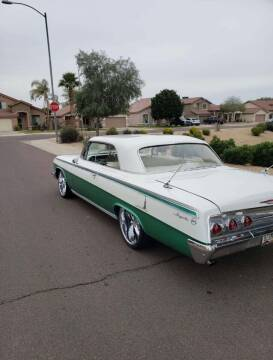 1962 Chevrolet Impala for sale at AZ Classic Rides in Scottsdale AZ