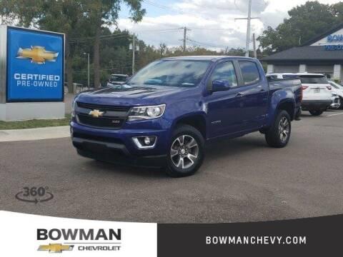 2016 Chevrolet Colorado for sale at Bowman Auto Center in Clarkston MI