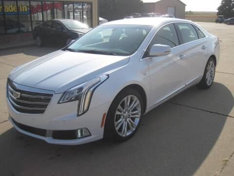 2018 Cadillac XTS for sale at IVERSON'S CAR SALES in Canton SD