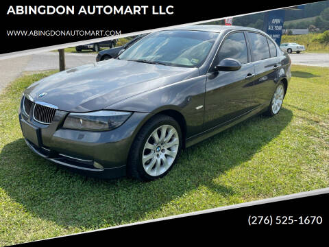 2007 BMW 3 Series for sale at ABINGDON AUTOMART LLC in Abingdon VA