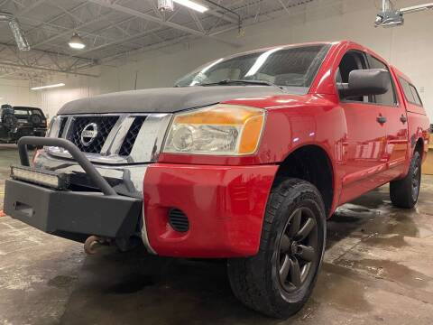 2011 Nissan Titan for sale at Paley Auto Group in Columbus OH