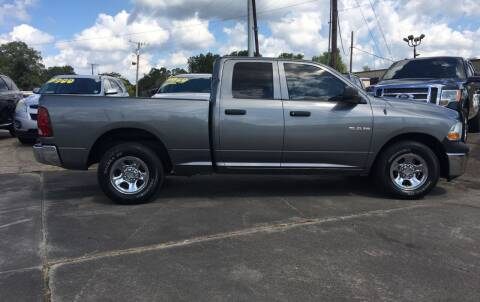 2010 Dodge Ram Pickup 1500 for sale at Bobby Lafleur Auto Sales in Lake Charles LA